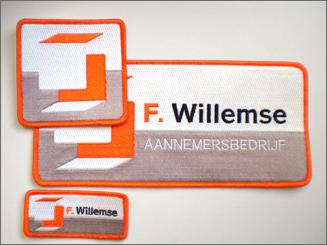 Willemse badget